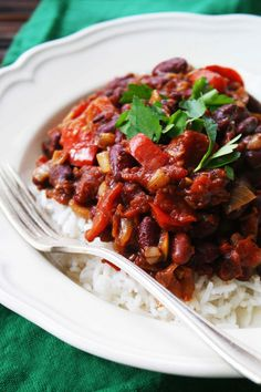 Celebrate Mardi Gras with Classic Red Beans & Rice