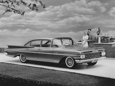https://flic.kr/p/s7SHUw | 1959 Chevrolet Bel Air 4-door Sedan