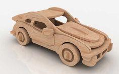 Small Car - Cars | MakeCNC.com