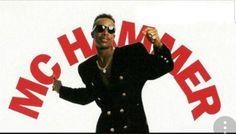 M.C Hammer. #childhoodmemories #90smusic #90s