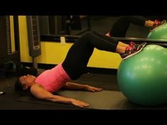 Hamstring Dips : Tips for Working Out - YouTube