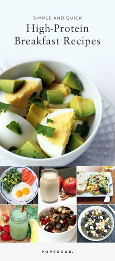 A healthy, high-protein meal can still be made on even the craziest of days. These 21 meals all contain at least 15 grams of protein and take well under 10 minutes to prep. #Breakfast #healthy http://www.weightlossstarts.com/jumpstart-weight-loss-after-40/