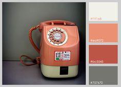 paletas de colores - colour palettes