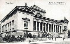 Śląskie Muzeum Sztuk Pięknych przy pl. Muzealnym
