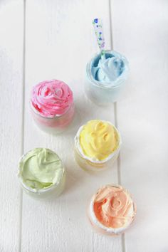 Sweet pastels- inspiration for COVERGIRL's new Pastelicious Collection for lips and nails.