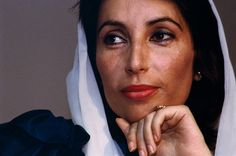 Benazir Bhutto, pakistan opposition leader assassinated in 2007