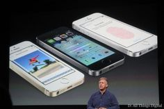 Apple Debuts iPhone 5s With New 64-Bit A7 Chip and Fingerprint Sensor