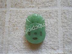 Mặt Dơi Đồng Điếu ngọc Đông Linh #Jewelry #DongLingJade #Jade #bats - Mặt dây chuyền đá Ngọc Đông linh