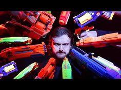 John Wick With Nerf Guns Is Still Badass But Not As Bloody http://ift.tt/2nicl5S