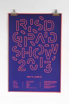 RISD GRAD SHOW 2013 - Portfolio Franziska Stetter