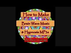 How to Make Brain Wave and Hypnosis MP3s (Part 1 of 4) The 8Hz demonstration in Part 3 of 4 of this tutorial is totally relaxing (meditative).