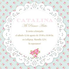 shabby chic cards templates - Google Search