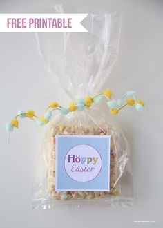 "Free ""Hoppy Easter"" printable on iheartnaptime.com :D"