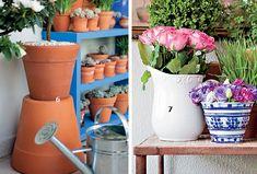 10 ideias geniais para o jardim