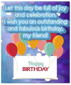 Happy birthday in tagalog pinterest birthday greeting message 1000 unique birthday wishes to inspire you m4hsunfo