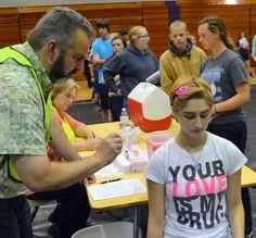 Flu Pandemic Drills for Mass Flu Vaccinations Begin in the U.S. Targeting Children in Schools