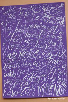 Mammabook: Di Civette e Calligrafia