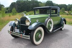 Packard Cars 1930s | 1930 packard by a father as a present for his daughter in 1930 ...