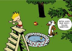 Bill Watterson was kind of one of the greatest people to ever live - Imgur