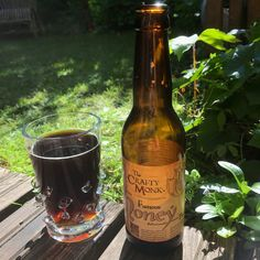 The Crafty Monk's Famous Honey Deliciously Sweet Beer
