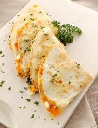 shown sweet potato quesadilla Other Healthy Sweet Potato Recipes on link