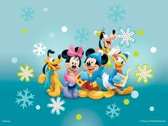 Wallpaper of Mickey Mouse and Friends Caroling Wallpaper for fans of Disney. Mickey Mouse and friends caroling wallpaper. Disney Mickey Mouse, Walt Disney, Mickey Mouse Clubhouse, Natal Do Mickey Mouse, Mickey Mouse E Amigos, Retro Disney, Mickey Mouse Christmas, Mickey Mouse And Friends, Disney Fun