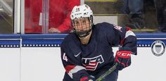 Our CCM Player of the Week is Brianna Decker!   Decker, who was named the 2017 Bob Allen Women's Player of the Year by USA Hockey, helped guide the U.S. Women's National Team to a gold medal at the 2017 IIHF Women's World Championship and a first-place finish at the 2016 Four Nations Cup.  The Women's Sports Foundation has selected Brianna Decker as a finalist for the 2017 Team Sportswoman of the Year Award…