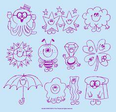Drawing Wonder • いつもMOLESKINEに落書きとかコラージュばかりしてるけど、...