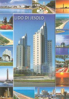 PK1188. Lido di Jesolo. Venezia. Italia.