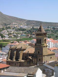 Iglesia de San Gabriel- Loja(Granada)