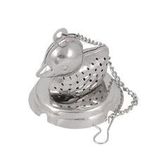 duck shaped tea infuser