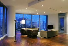 Kentwood - American Walnut Natural Elite Kentwood engineered hardwood floor