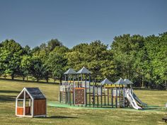 Parc du Plateau à Champigny-sur-Marne - Jeux pour les enfants