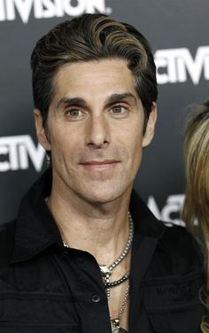 Perry Farrell - yeah his 50 something, kinda funny looking - but this man is beautiful - look at his eyes Perry Farrell, Dave Navarro, Jane's Addiction, This Man, Man Candy, Brunettes, His Eyes, Love Of My Life, Famous People