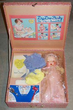 Dy-Dee Baby Doll by Effanbee