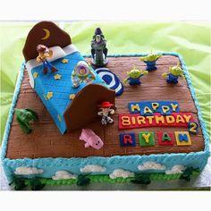 Toy Story Cake :)