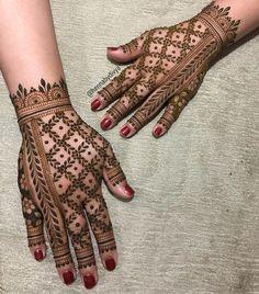 Henna Mehndi, Mehendi, Hand Henna, Step By Step Henna, Wedding Henna, Beautiful Henna Designs, Mehndi Images, Bridal Mehndi Designs, Hand Tattoos