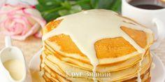 Как приготовить американские блины панкейки (pancakes)