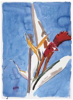 Thomas Schütte   Fucking Flowers, 2009