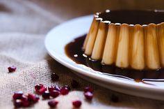 Flan casero vegano, increíble receta para elaborar este riquisimo postre saludable que hará las delicias de todos en casa.