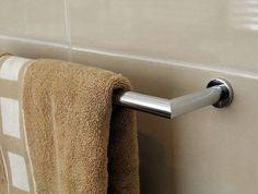 NIDUS Orbit Towel Rail (Single) Code: length) Code: length) Code: length) Finish: Polished Chrome only Towel Rail, Polished Chrome, Bathroom Accessories, Hardware, Towel Racks, Bathroom Fixtures, Computer Hardware