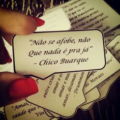 Chico Buarque ♥