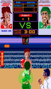 Punch-Out! Screenshots for Arcade - MobyGames Vintage Video Games, Classic Video Games, Retro Video Games, Video Game Art, Retro Games, Punch Out Nintendo, Miss The Old Days, Sting Like A Bee, School Videos