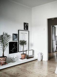 Wohnung Einrichten Schwarz Weiß Deko Ideen Schlafzimmer, Wohnzimmer, Wohnung  Einrichten Tipps, Skandinavischer Stil