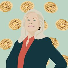 """I am big enough to admit I am often inspired by myself"" - Leslie Knope"