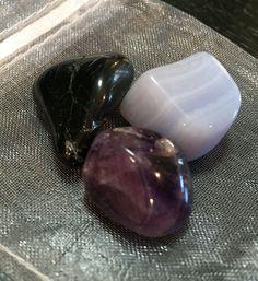 Stress Relief Gemstone Set (Tumbled)
