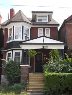 Toronto-ST. Joseph's-Roncy Village downtown Core