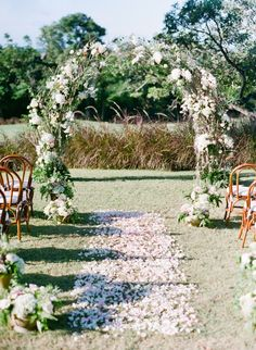 Lovely & Lush: http://www.stylemepretty.com/2015/07/17/26-floral-arches-that-will-make-you-say-i-do/