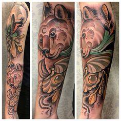 Door Lorena Morato. Bezoek http://www.tattoo-nederland.nl voor meer tatoeages, foto's, filmpjes en meer!