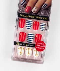 imPRESS Gel Manicure - Bells & Whistles - Artificial Nails - Nails